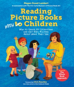 reading picture books to children